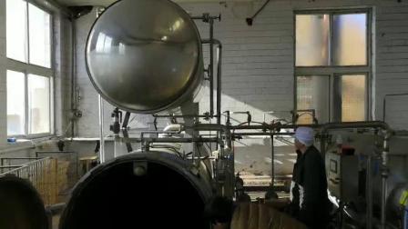 鱼罐头生产线
