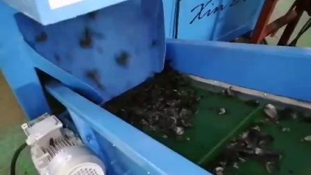 供应玻璃钢管撕碎机  MPP电力管撕碎机