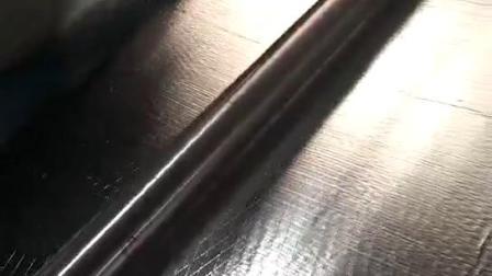 铝箔贴面橡塑保温棉,美观大方