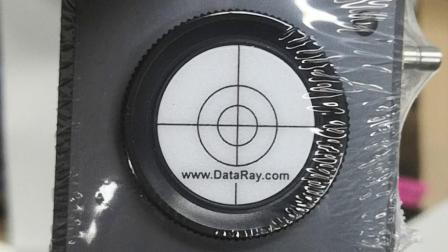 DataRay光斑分析仪实物视频