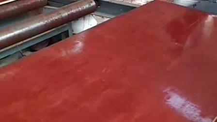 嘉龙木业生产现场