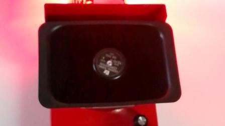 AC220V小型專用聲音光報警器ⅤGM-G-220