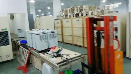 佐島CFZ60體育館工業除溼機