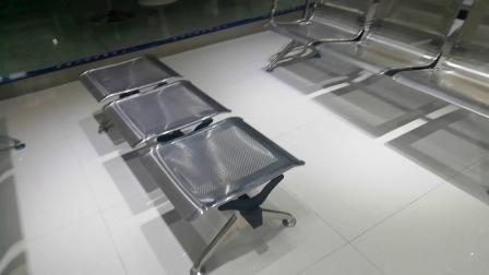 广东深圳北魏不锈钢等候椅