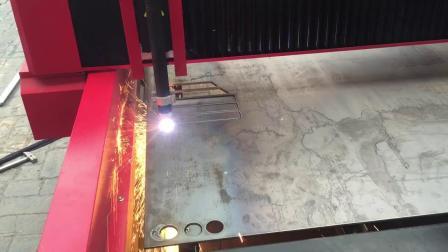 龙门数控等离子切割机 自动空气等离子切割机