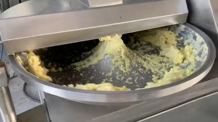 土豆斩拌效果视频