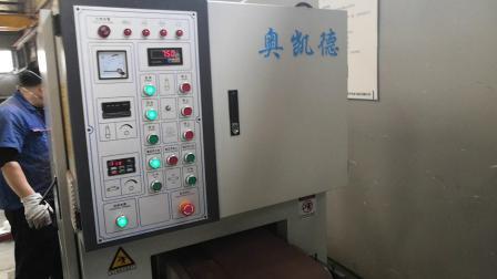 鈦板砂光機 鎂板鉬板鎢鉬板拋光機 金屬砂光機