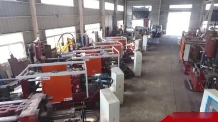 隆华智能压铸机生产基地全景