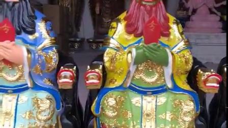 四海龙王神像制作