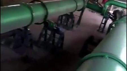 有机肥生产线设备安装视频
