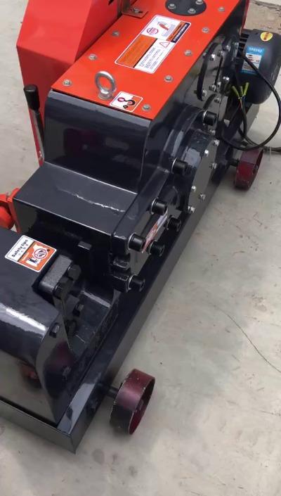 GQ40鋼筋切斷機  螺紋鋼剪斷機  斷料機