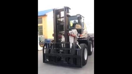 5噸越野叉車 多用途3.5噸四驅越野叉車