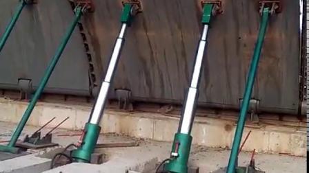 液压翻板闸门  自动翻板闸门 厂家指导安装