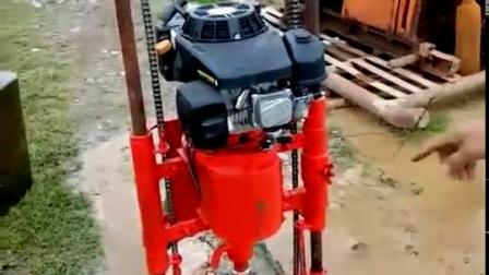 QZ-1A轻便取样钻机便携式勘探钻机电动取芯钻机