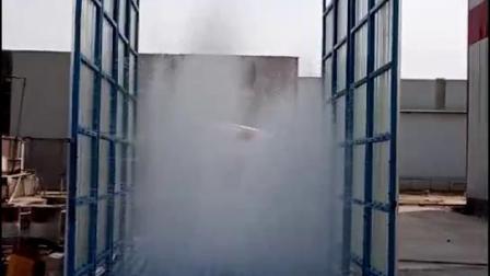 信阳工地现场密闭式冲洗设备安装调试