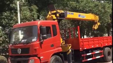厂家直销东风系列各吨位随车吊