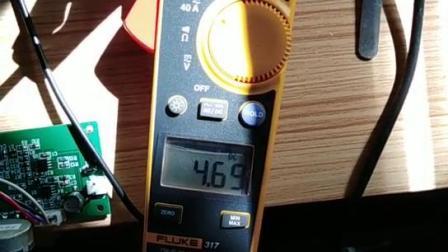 电位器调光线性度测试