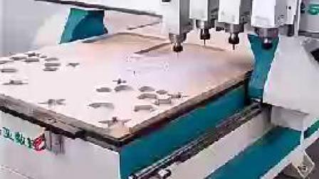 板式家具四工序开料机
