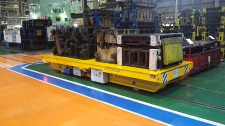 40吨轨道车