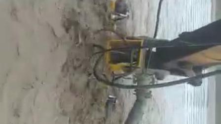 达州大型船用液压耐用油渣泵 河床专用潜污泵 挖机大型泥浆泵