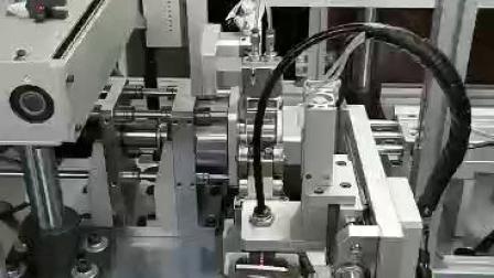高精度小风轮插片机