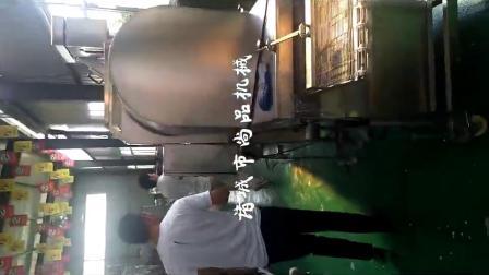 鸡米花生产线厂家视频