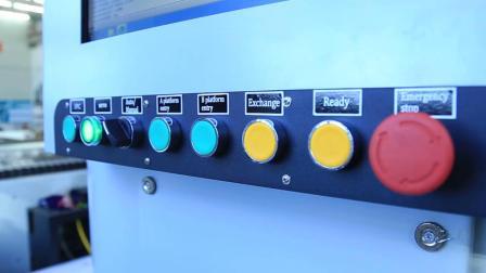 开放式金属激光切割机
