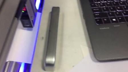 上海码图UV喷码机彩色二维码高清晰视频