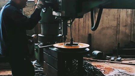 滑轮加工视频