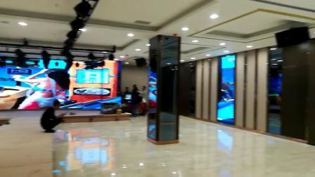 宴会厅LED大屏幕
