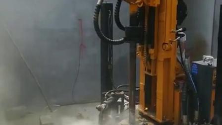 ON-180型水井鑽機 履帶底盤行走式液壓水井鑽機