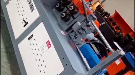 全自動數控鋼筋調直切斷機價格 4-14鋼筋調直機