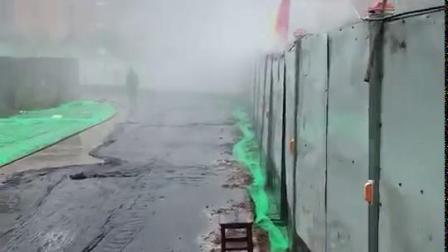 工地围栏喷淋