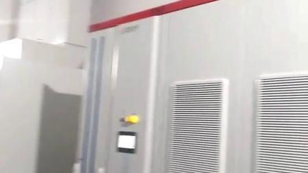SVG动态补偿柜通电调试中