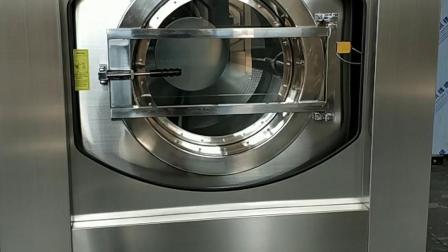賓館水洗房工業洗衣機 全自動洗離線 不鏽鋼洗離線