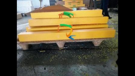 聚乙烯承重垫块高分子塑料枕木机械设备抗压