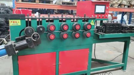 数控钢筋螺旋筋成型机