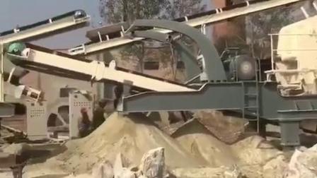 移動式花崗岩破碎站廠家 建築石子破碎機型號