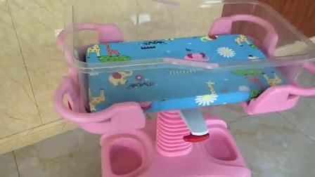 婴儿床A25ABS,弘盛婴儿床