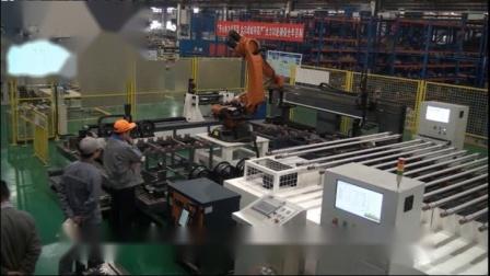 抗側滾扭杆智慧組裝測試生產線