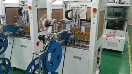 全自动编带烧录机 适用于nfc芯片 蓝牙芯片