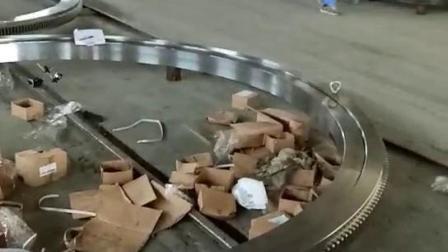 转盘轴承装配