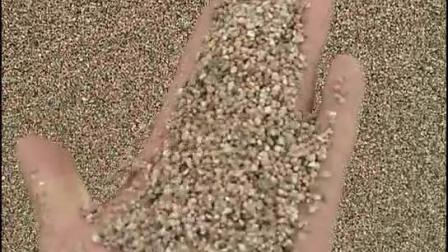 水洗烘干砂
