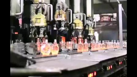 玻璃蘋果醋瓶生產廠家出口果醋玻璃瓶