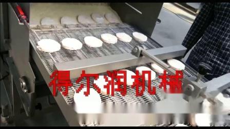 全自动裹糠裹粉上浆机
