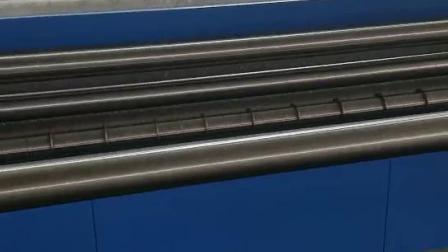 通洋牌3米双滚全自动高速工业烫平机