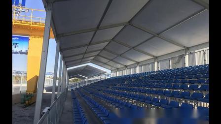 冬奥会世锦赛观众看台