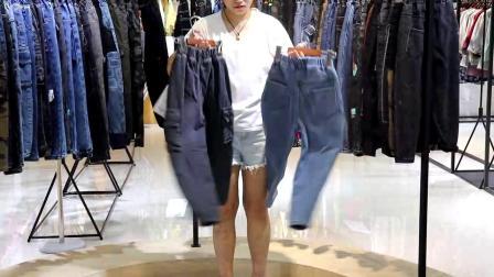 吉吉加绒工装裤