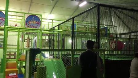 森林淘气堡儿童乐园室内设备大型娱乐厂家直销