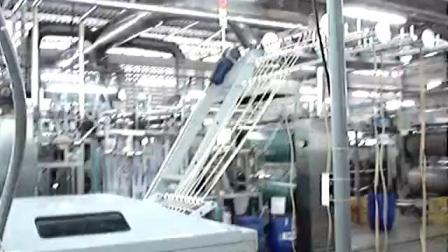 LX-Y02彈力織帶預縮機